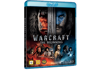 Warcraft Äventyr Blu-ray