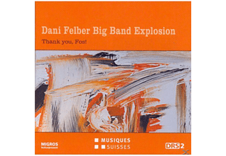 Dani Big Band Felber - Dani Felber Big Band Explosion - (CD)