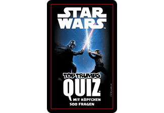 Top Trumps - Quiz Star Wars Kartenspiel