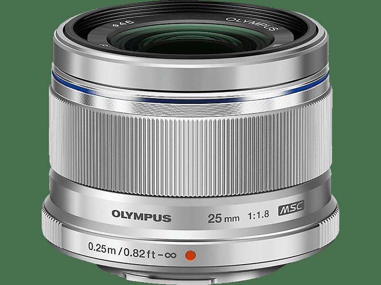OLYMPUS 25Mm 1.8 Incl Lens Hood / Es-M2518 Zuiko Dg Slv hobby   φωτογραφία φωτογραφικές μηχανές φακοί mirrorless