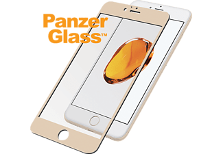 PANZERGLASS Premium iPhone 7 Plus Goud
