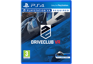 Driveclub (VR) | PlayStation 4