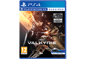 EVE Valkyrie | PlayStation 4
