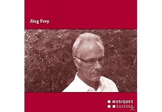 Mondrian Ensemble - Jürg Frey - (CD)