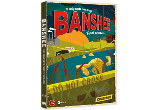 Banshee S4 Action DVD