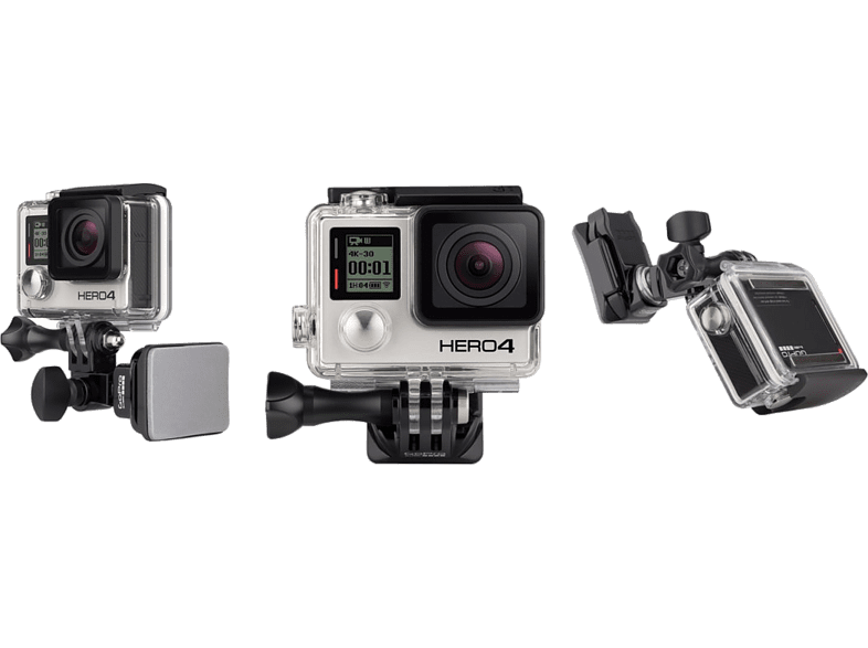 GOPRO Helmet Front And Side Mount - (AHFSM-001) hobby   φωτογραφία action cameras αξεσουάρ action cameras sales