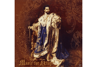 Counter-world Experience - Music For Kings - (CD)
