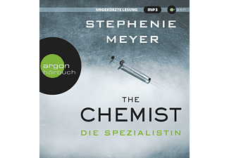 The Chemist-Die Spezialistin (MP3) - 3 MP3-CD - Krimi/Thriller