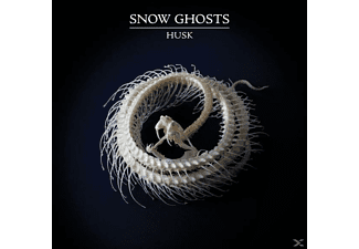Snow Ghosts - Husk (12''/180g/Clear Vinyl) - (Vinyl)