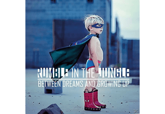 Rumble In The Jungle - Between Dreams And Growing Up - (CD)