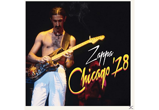 Frank Zappa - Chicago '78 - (CD)