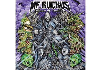 Mf Ruckus - Thieves Of Thunder - (Vinyl)