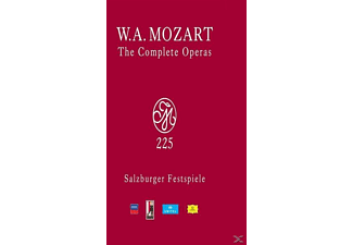VARIOUS - The Complete Operas - (DVD)