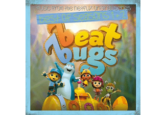 The Beat Bugs - Beat Bugs: Best Of Seasons 1 & 2 - (CD)