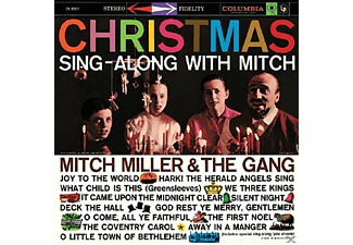 Mitch & The Gang Miller - Christmas Sing-A-Long - (CD)