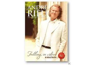 André Rieu;Various - Falling In Love In Maastricht | DVD + Video Album