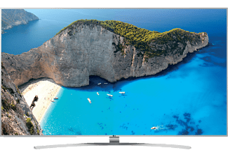 LG 49UH770V, 123 cm (49 Zoll), UHD 4K, SMART TV, LED TV, 2500 PMI, DVB-T2 HD, DVB-C, DVB-S, DVB-S2