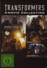 Transformers 1-4 Collection [DVD]