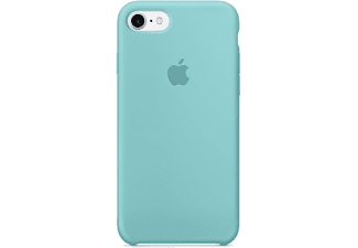 APPLE iPhone 7 Silicone Sea Blue - (MMQY2ZM/A)