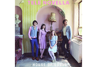 Tele Novella - House Of Souls - (Vinyl)