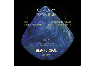 Cop Envy - Total End - (Vinyl)