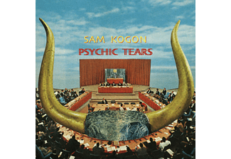 Sam Kogon - Psychic Tears [CD]