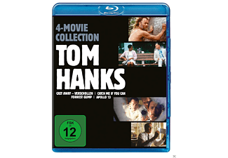 Tom Hanks Box - (Blu-ray)