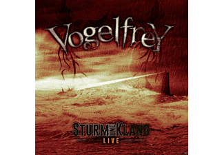 Vogelfrey - Sturm und Klang Live (CD/DVD Set) [CD + DVD Video]