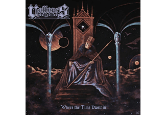 Vultures Vengeance - Where The Time Dwelt In - (CD)