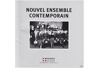 Nouvel Ensemble Contemporain, Schwab, Monot - Nouvel Ensemble Contemporain - (CD)