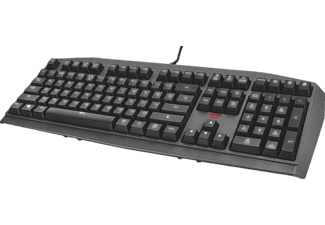 TRUST 21138 GXT 880 Mechanische Gaming-Tastatur DE Layout (QWERTZ), Gaming Tastatur