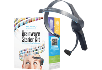 NEUROSKY Brainwave Starter Kit inkl. 2 Apps, EEG Headset