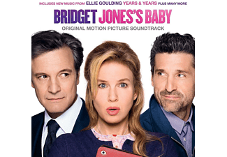 VARIOUS - Bridget Jones's Baby [CD]