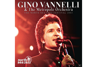 Gino Vannelli, The Metropol Orchestra - The North Sea Jazz Festival 2002 [CD + DVD Video]