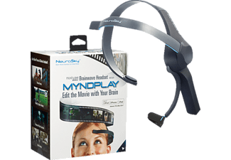 NEUROSKY MindWave Mobile Myndplay Edition inkl. 6 Apps, EEG Headset