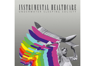Underwater Sleeping Society - Instrumental Healthcare - (CD)