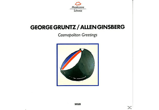 VARIOUS, Allen Ginsberg - Cosmopolitan Greetings - (CD)