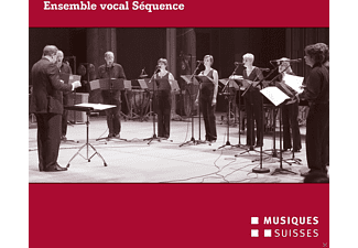 Ensemble Vocal Sequence - Ensemble Vocal Séquence - (CD)