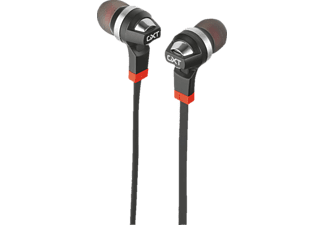TRUST, 21045  GXT308 In-Ear Game Headset, Gaming Headset, Schwarz