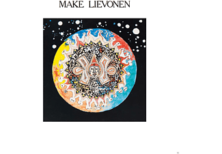 Make Lievonen - Make Lievonen (Green) - (Vinyl)