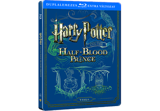 Harry Potter és a Félvér Herceg (Steelbook) (Blu-ray)