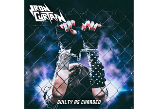 Iron Curtain - Guilty As Charged [CD]