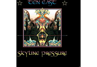 Ten East - Skyline Pressure - (CD)