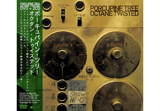 Porcupine Tree - Octane Twisted - (CD + DVD Video)
