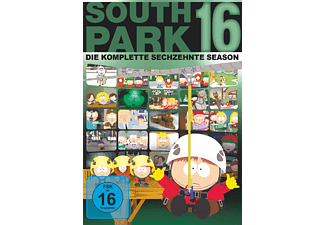 South Park – Staffel 16 - (DVD)