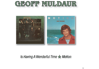 Geoff Muldaur - Is Having A Wonderful Time/Motion - (CD)