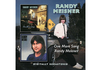 Randy Meisner - One More Song/Randy Meisner - (CD)