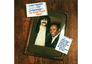 Lionel Hampton, Axel Zwingenberger - The Boogie Woogie Album - (CD)