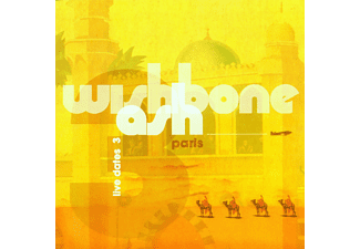 Ash Wishbone - Live Dates 3 - (CD)