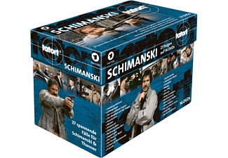 Tatort-Ermittlerbox: Schimanski Sonderedition - (DVD)